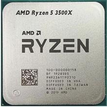 AMD Ryzen 5 3500X 3.6GHz AM4 Desktop TRAY CPU